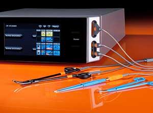 BOWA ARC 350 Electrosurgical cutting